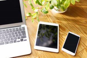 PCやタブレット、スマホ